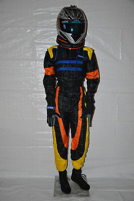 Sparco Overall Rennoverall Kartoverall Mechanikeroverall