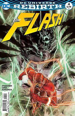 FLASH #4, New, First Print, DC REBIRTH (2016)