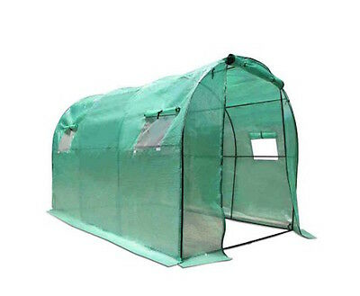 Greenhouse Shade House Large Walk In Garden Pollinate Germinate Arc NEW