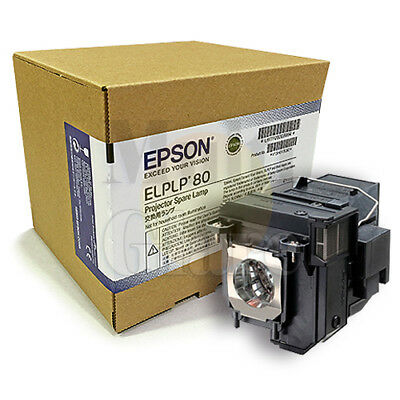 Genuine Projector Lamp Module for EPSON EB-1430Wi