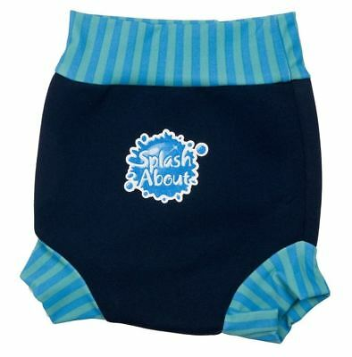 Spash About Happy Nappy - Navy Blue Lagoon