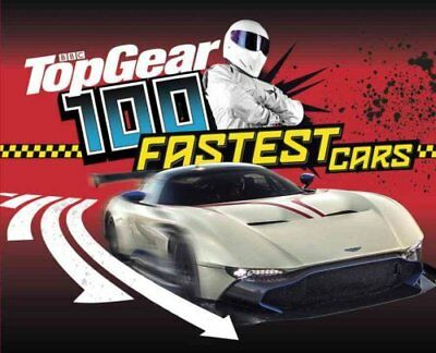 Top Gear: 100 Fastest Cars 9781405928946 (Hardback, 2016)