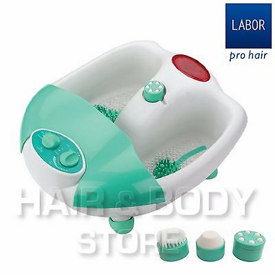 JACUZZI PEDICURE RELAXATION foot bath massager feet with vibration