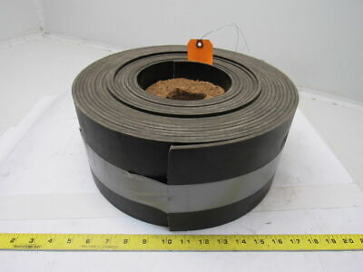 "4 Ply Woven Back Smooth Top Conveyor Belt 6""x46'-4""xx0.224"""