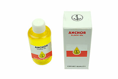 Clock Oil 20ml Lubricating Mechanical Movements Oiling Repair Servicing S7216