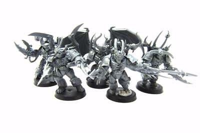 Warhammer 40k Chaos Space Marines Chaos Space Marine Possessed Squad (w5342)