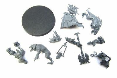 Warhammer Fantasy Age Of Sigmar Blades Of Khorne Mighty Lord Of Khorne (w5360)