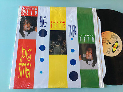LP   MINT  Junior Reid ‎– Big Timer Label: VP Records ‎– VPRL-1298 Format: Vinyl