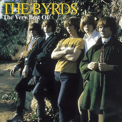 The Byrds ( New Sealed Cd ) The Very Best Of / Greatest Hits / Mr Tambourine Man