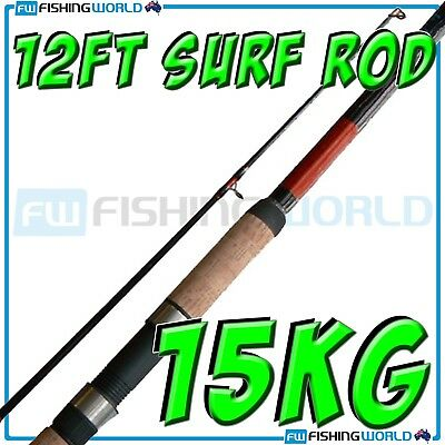 Melaluka Matador 360 3.6m 12ft - 15kg Premium Surf Fishing Rod