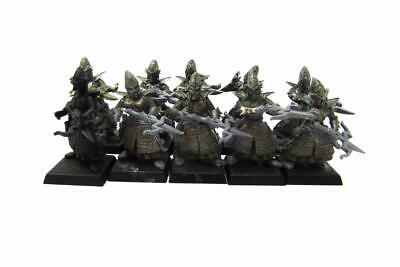 Warhammer Fantasy Age Of Sigmar Aelfs Dark Elves Darkshards Regiment (w5433)