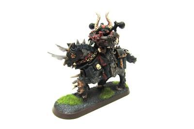 Warhammer 40k Chaos Space Marines Converted Count As Chaos Biker (w5545)