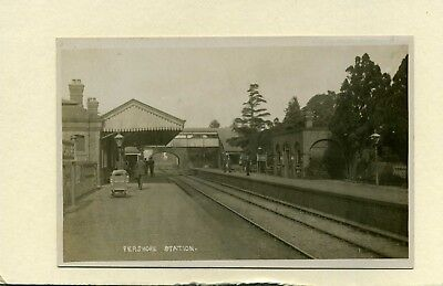 Pershore Railway Station. Rail.  near Evesham & Worcester
