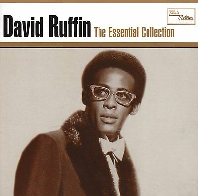 David Ruffin ( New Sealed Cd ) Essential Collection Greatest Hits Very Best Of