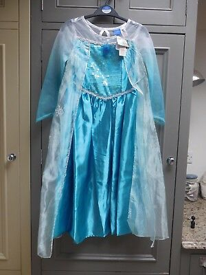 Lovely Brand New DISNEY Frozen Dressing Up Costume with music and necklace