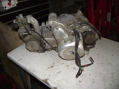 WUYANG  125 cc  ENGINE + CARBURETTOR + STARTER 2008