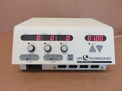 Life Technologies Gibco BRL Model 4001 Power Supply