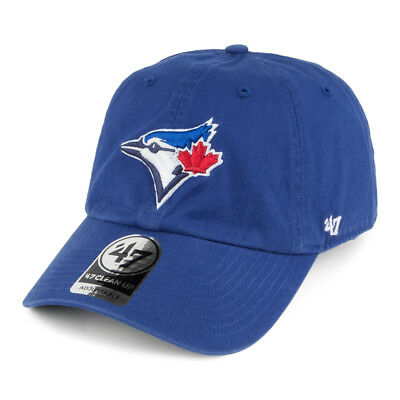47 Brand Toronto Blue Jays Clean Up Baseball Cap - Blue