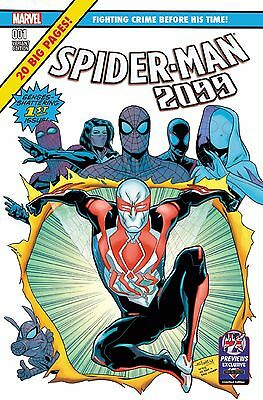SPIDER-MAN 2099 #1, SLINEY MCM COMIC CON VARIANT New, First Print, Marvel (2015)