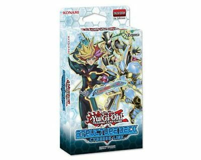 Yu-Gi-Oh! Trading Card Game Cyberse Link Structure Deck New/Sealed PRE-ORDER