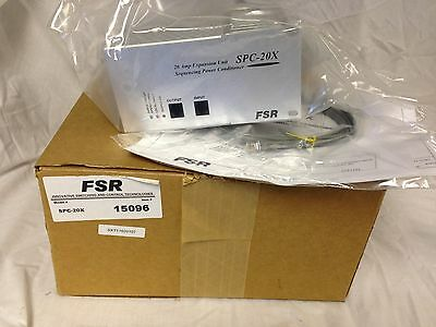 FSR SPC-20X Sequencing Power Conditioner Expansion Unit
