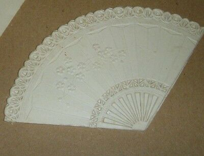 1903 Paper Hand Fan Invitation