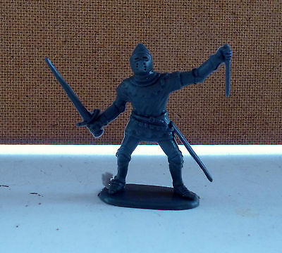 Revell O Accurate 100 Year's War French Knights Figura N. 4 Scala 1/35 Plastica