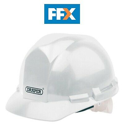 DRAPER 51139 White Safety Helmet to EN397