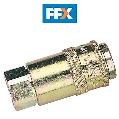 DRAPER 37829 3/8in Female Thread PCL Parallel Airflow Coupling