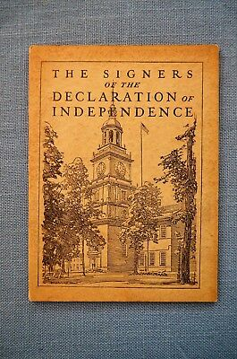 The Signers of the Declaration of Independence, by Harvey Thomas