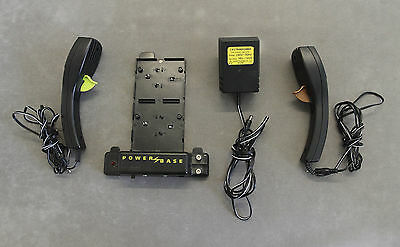 SCALEXTRIC Classic C8014 Powerbase, 16V Transformer & Hand Throttle Controllers