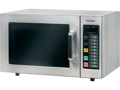 Pro Commercial Microwave Oven, 1000 Watts, 6 power levels, Panasonic NE-1064F