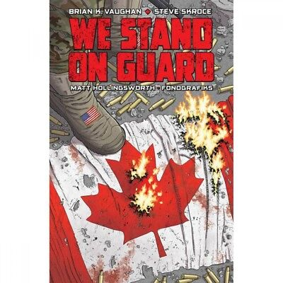 We Stand On Guard - Brand New!