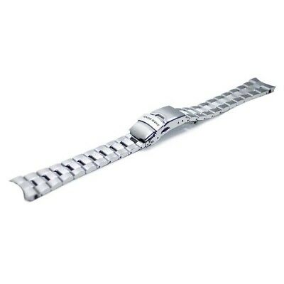 Chris Benz Metal Strap Oyster For Diamond Diver One Size Silver