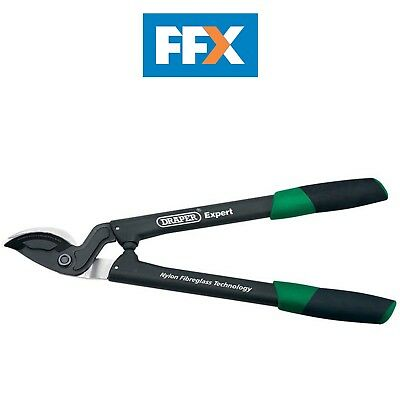 Draper 03308 Expert 540mm Bypass Secateur/Pruning Loppers with Fibreglass Handle