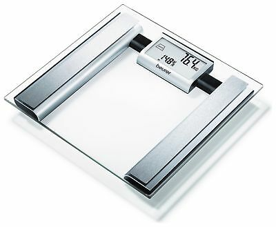 Beurer BG39 Glass Diagnostic Bathroom Scale. From the Argos Shop on ebay