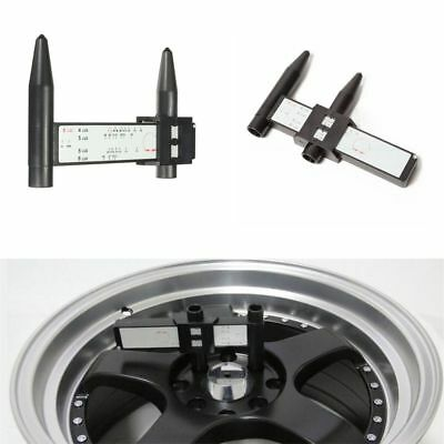Measurement Measuring Instrument Wheel Bolt Lug Pattern Gauge Hub Hole Pitch