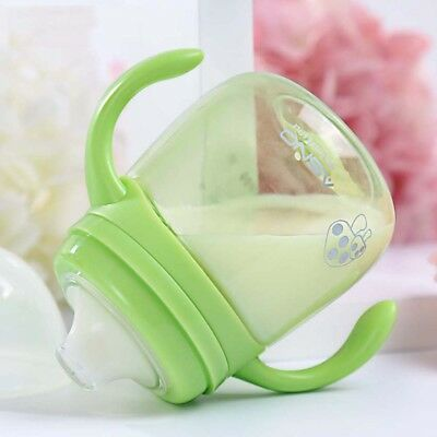 Soft Water Feeding Drinking Tool Infant Cups Baby Training Bottle