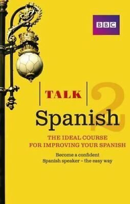 Talk Spanish 2 Book by Inma Mcleish 9781406679199 (Paperback, 2014)