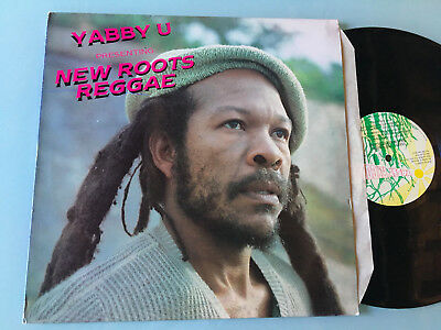 LP   UK Yabby You, Various ‎– Yabby U Presenting New Roots Reggae