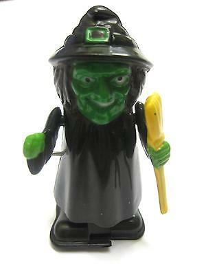 50 x WIND UP WITCH NEW HALLOWEEN SCARY SHOPS JOB LOTS TOYS TOY PARTY BAG GIFTS