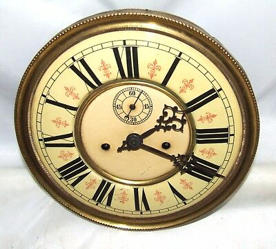 Kienzle Antique Double Weighted Vienna Dial & Movement Second Dial