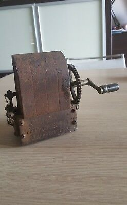 magnete chicago telephone supply elkhart ind U.S.A.