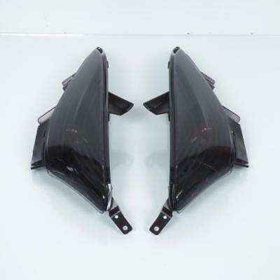 Pair of blinking front smoked One scooter Yamaha Tmax 500 2008 to 2011 new