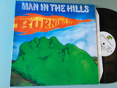 LP   MINT  1990   Burning Spear ‎– Man In The Hills