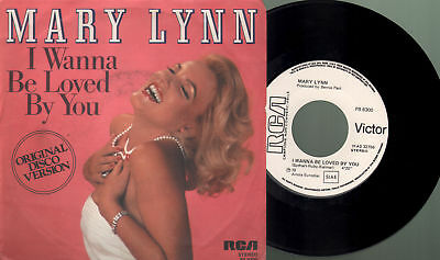 Lynn Mary - I wanna be loved by you/Percussion fever
