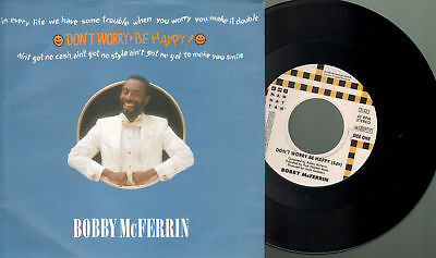 McFerrin Bobby - Don't worry be happy/Simple pleasures