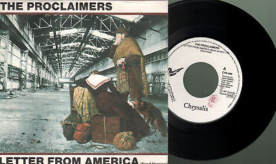 Proclaimers - Letter from America/I'm lucky