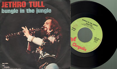 Jethro tull - Bungle in the jungle/Back-door angels