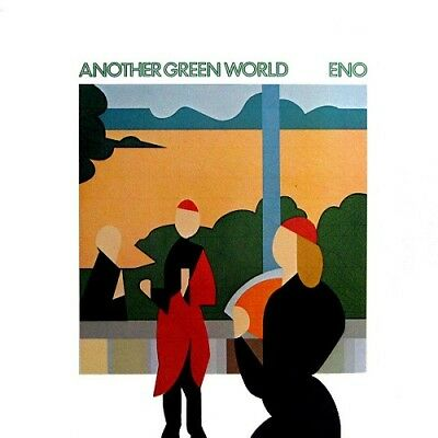 BRIAN ENO ANOTHER GREEN WORLD PRESALE NEW VINYL LP REISSUE OUT 27th OCTOBER